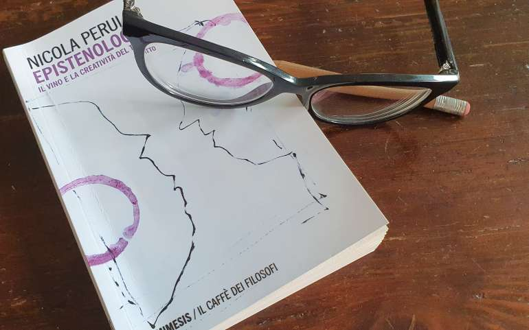 EPISTENOLOGIA il vino e la creatività del tatto di Nicola Perullo