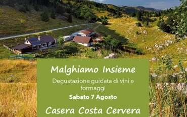 MALGHIAMO INSIEME A CASERA COSTA CERVERA
