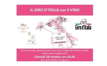 IL GIRO D'ITALIA CON IL VINO
